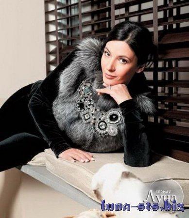 Лидия Вележева фото - сериал Луна фото Екатерина Панина